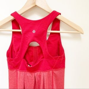 Lululemon Run: Your Heart Out Tank red 6